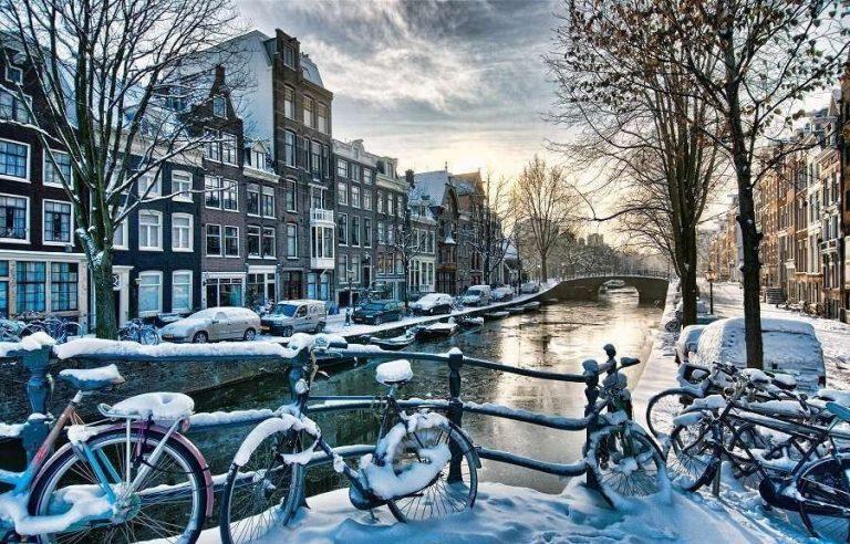 فبراير..موسم سياحى منخفض فى هولندا..
