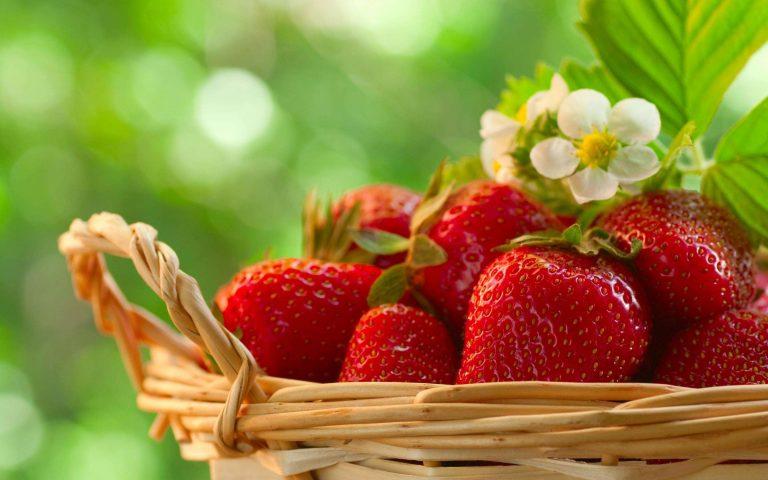 فوائد الفراولة للقلب
