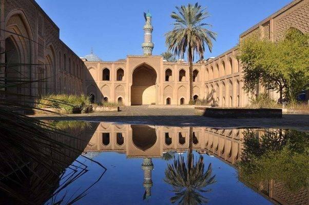 معلومات عن مدينة بغداد