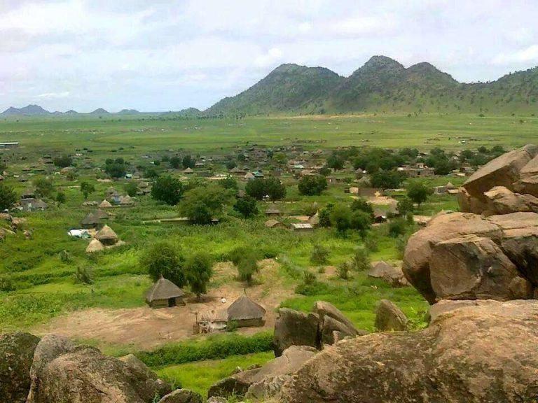 معلومات عن مدينة الدمازين السودان