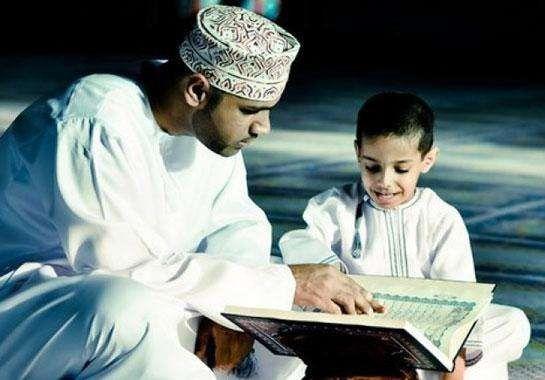 - الحرص على قرآءة القرآن أمام الأطفال ..