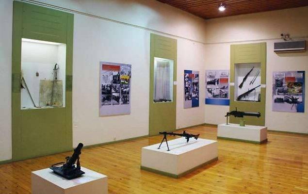 متحف الحرب..