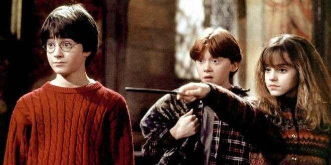 """فيلم """"Harry Potter and the Sorcerer's Stone"""""""