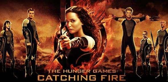 """فيلم """"The Hunger Games: Catching Fire"""""""