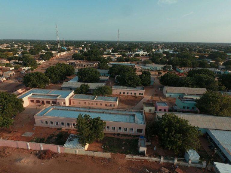 معلومات عن مدينة الضعين السودان