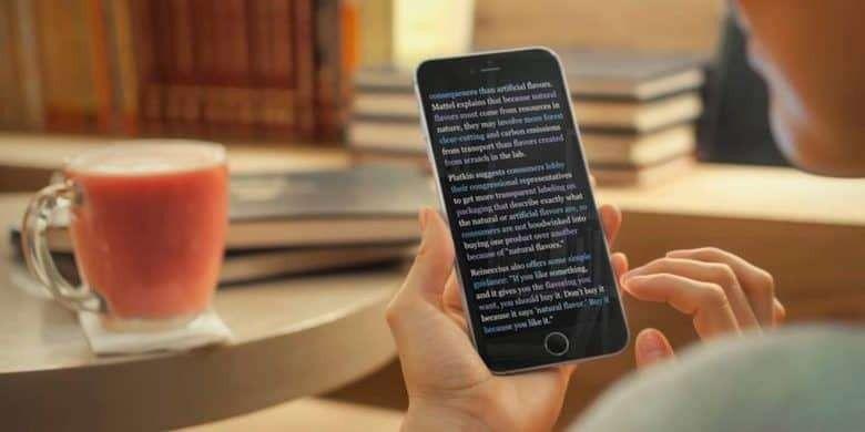 Photo of افضل برامج الكتب للايفون… خمسة تطبيقات للقراءة من الآيفون