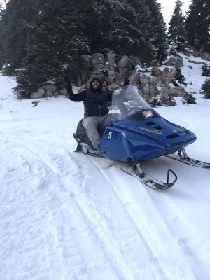 ARACHOVA - التزلج و الكوكتيلات