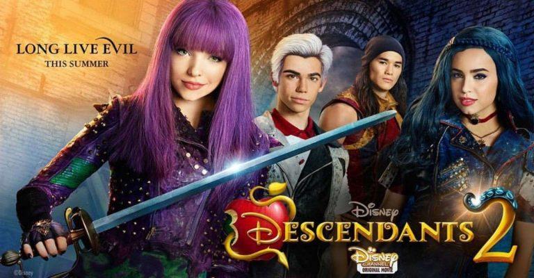 """فيلم الأحفاد ج2 """"Descendants 2"""""""