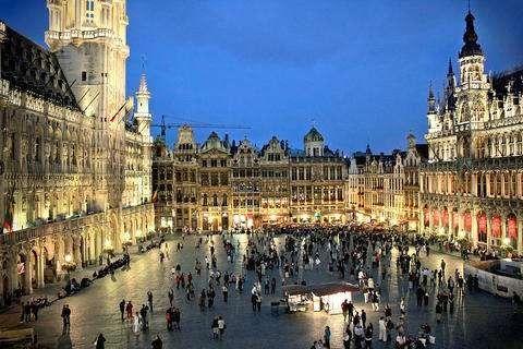 القصر الكبير ، بروكسل..