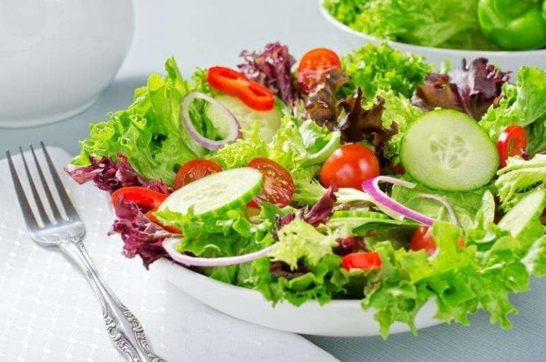 فوائد سلطة الخضروات