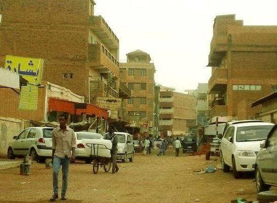 معلومات عن مدينة أم درمان السودان