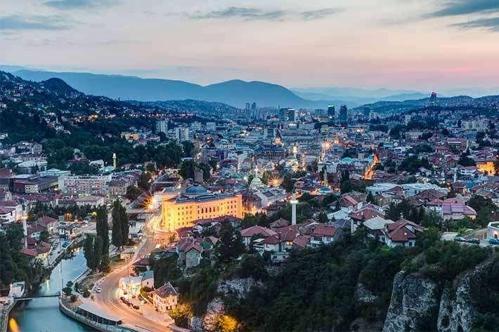 السياحة في سراييفو 2019