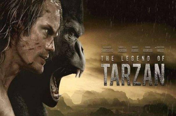 The Legend of Tarzan .. أسطورة طرزان