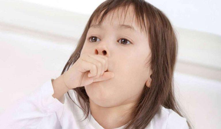 ما هو علاج السعال عند الأطفال