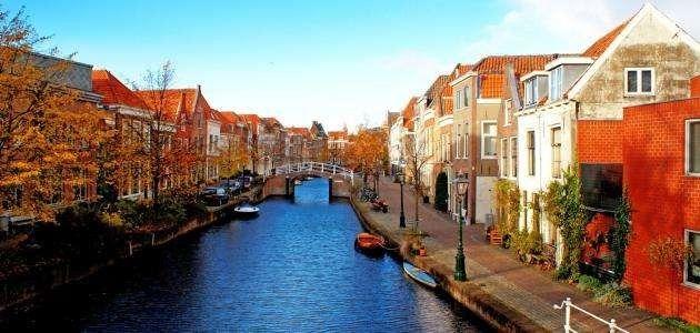 السياحة في هولندا شهر اكتوبر