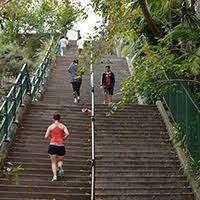 فوائد صعود الدرج