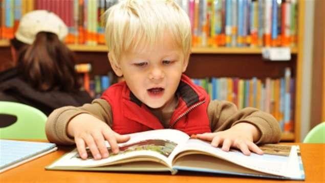 ترغيب الاطفال في القراءة