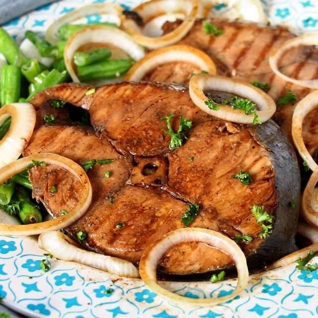 اكلات بالسمك الفيليه