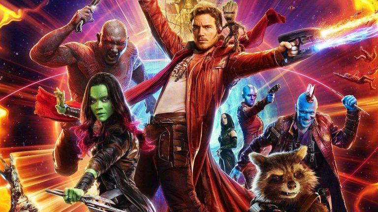 "فيلم ""Guardians of the Galaxy Vol. 2"""