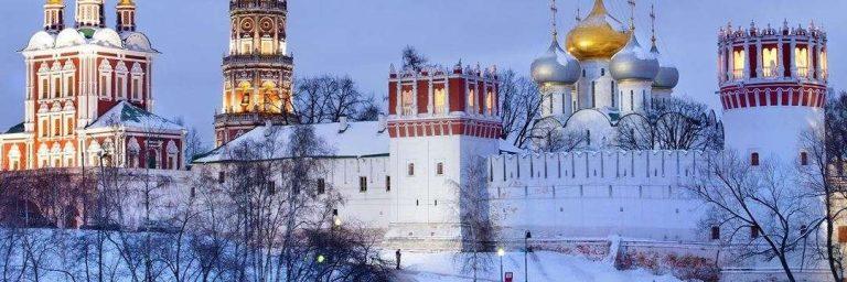 السياحة في روسيا في الشتاء