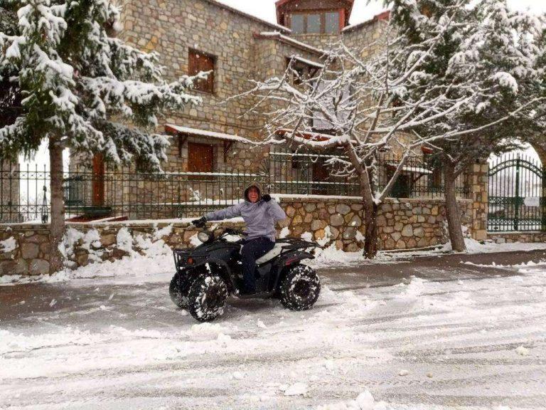 السياحة في اليونان في شهر فبراير