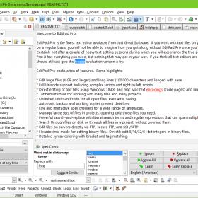 EditPad Pro- افضل برامج النوت 5