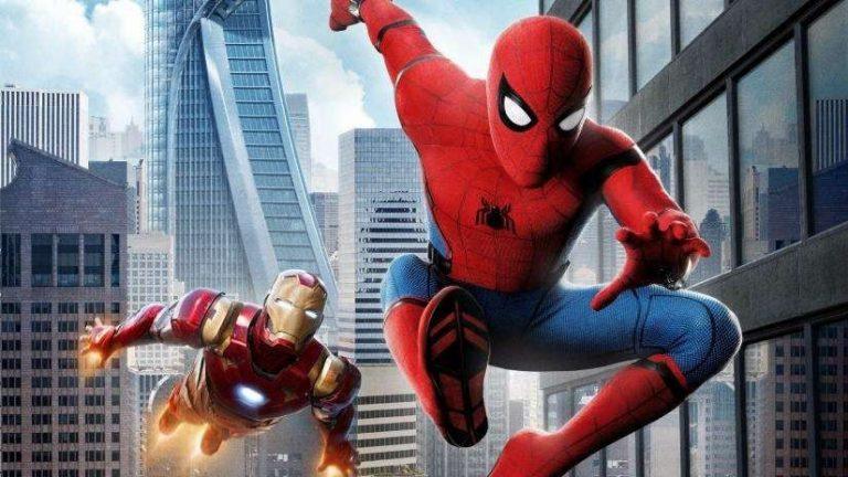 """فيلم سبايدر مان """"Spider-Man: Homecoming"""""""