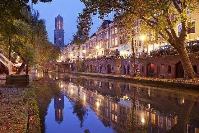 السياحة في هولندا أوترخت