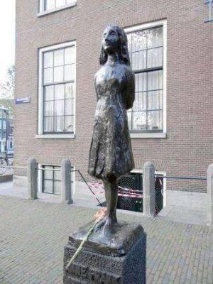 متحف آن فرانك ، أمستردام..