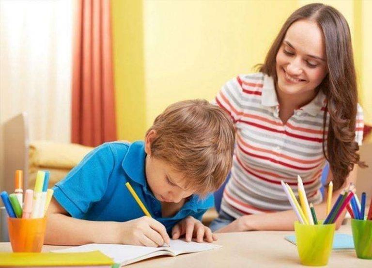 ترغيب الطفل في الكتابة