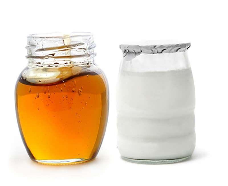 فوائد الزبادي مع العسل ..