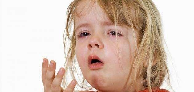 ماهو علاج الكحه للاطفال