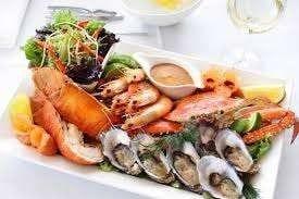 Photo of أكلات بحرية رائعة