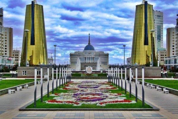 الصناعة في كازاخستان