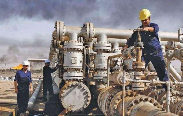 - النفط