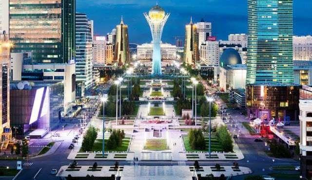 بماذا تشتهر كازاخستان صناعيا وتجاريا