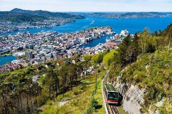 جبل فلوين - السياحة في النرويج 2019