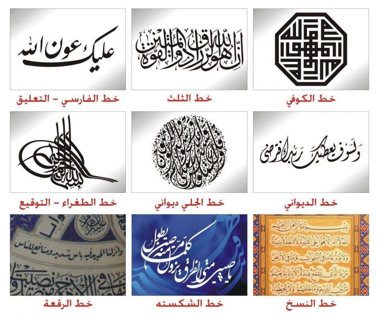هل تعلم عن الخط العربي