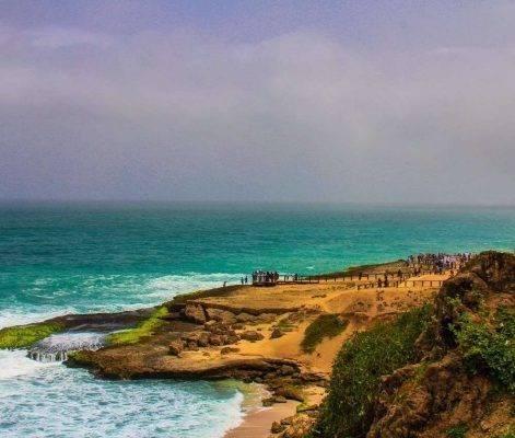 الشواطئ في عمان صلالة 2019