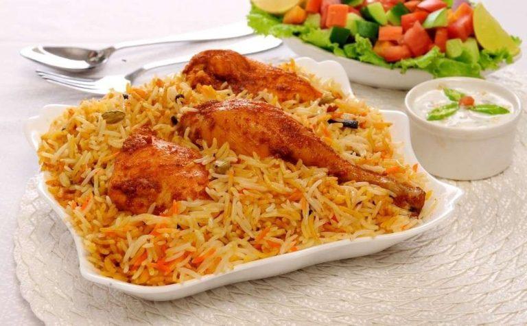 Photo of أكلات بالأرز والدجاج