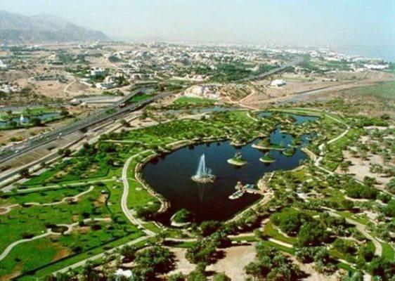 حديقة القرم الطبيعية - السياحة في عمان مسقط 2019