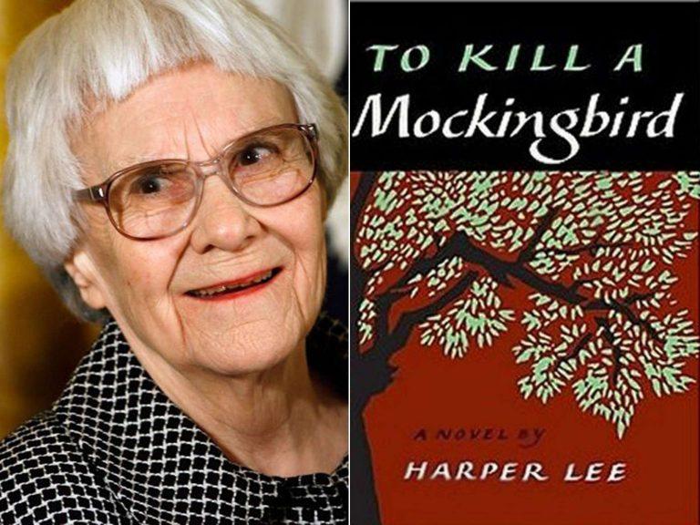 """To Kill a Mockingbird"" by Harper Lee بقلم هاربر لي"