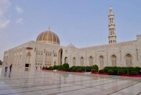 مسجد السلطان قابوس الكبير