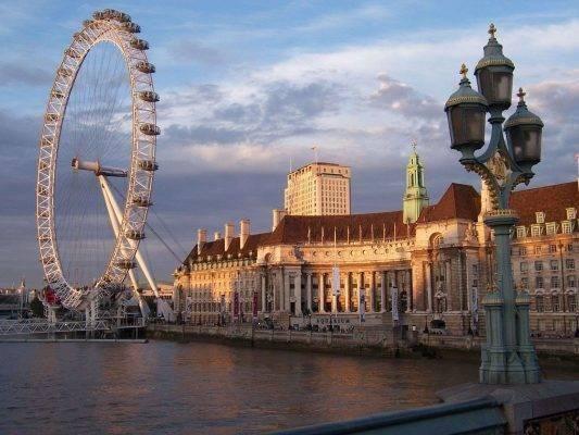 عجلة لندن