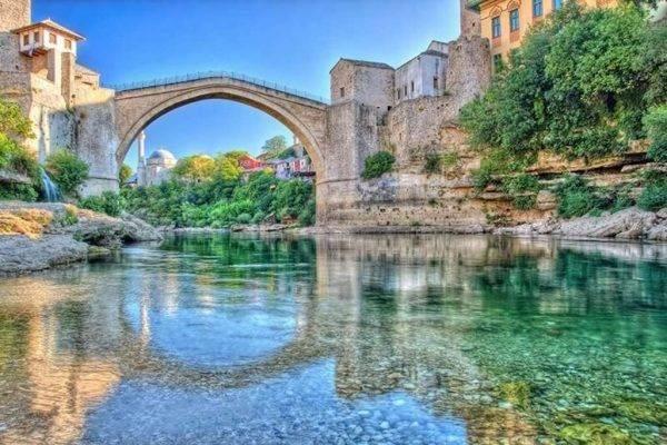 موستار - السياحة في البوسنة 2019