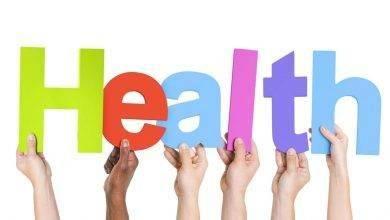 صورة حكم بالانجليزي عن الصحة