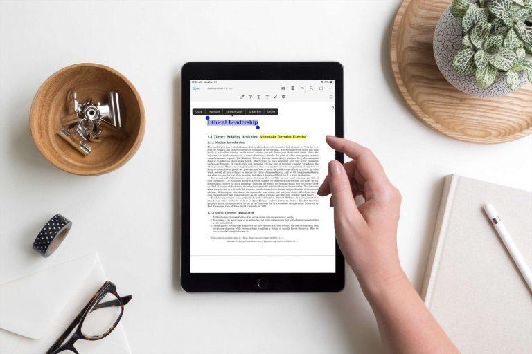 صورة افضل برامج القراءة للايباد… سبعة برامج لقراءة الكتب والصّحف من الآيباد