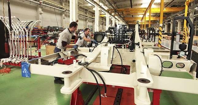بماذا تشتهر تركيا صناعيا وتجاريا