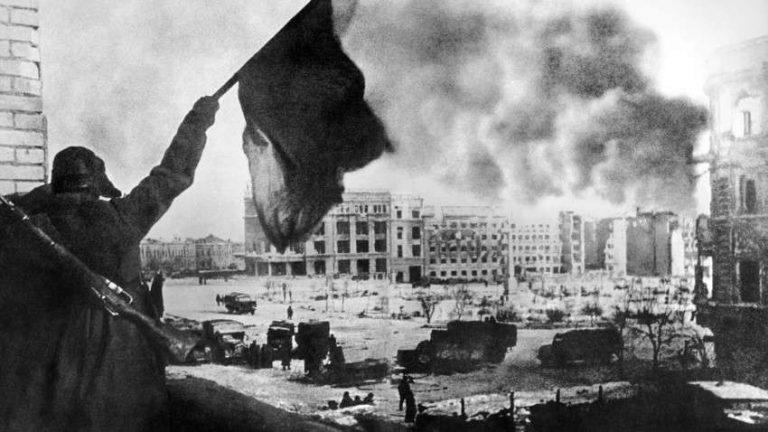 احداث معركة ستالينغراد