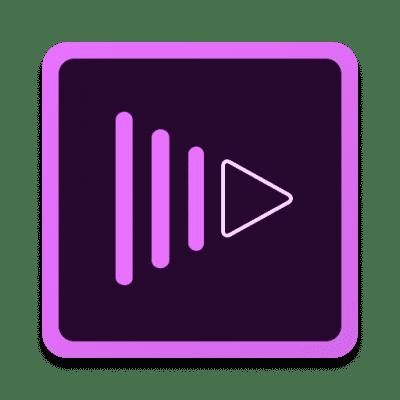 برنامج Adobe Premiere Clip